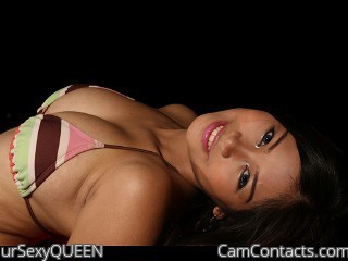 Start VIDEO CHAT with urSexyQUEEN