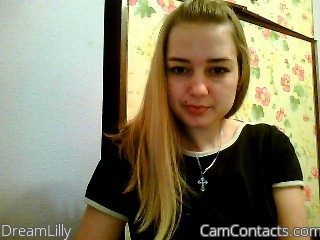 Start VIDEO CHAT with DreamLilly