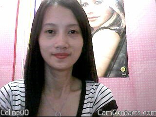 Start VIDEO CHAT with Celine00