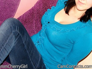 Start VIDEO CHAT with mmCherryGirl