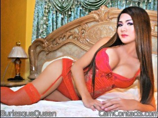Start VIDEO CHAT with BurlesqueQueen