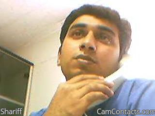 Start VIDEO CHAT with Shariff