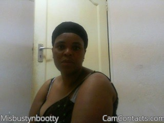 Start VIDEO CHAT with Misbustynbootty