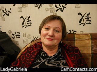 Start VIDEO CHAT with LadyGabriela