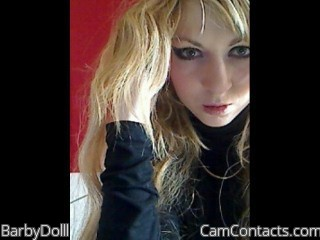 Start VIDEO CHAT with BarbyDolll