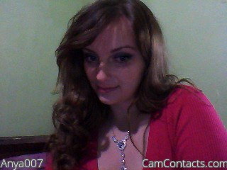 Start VIDEO CHAT with Anya007