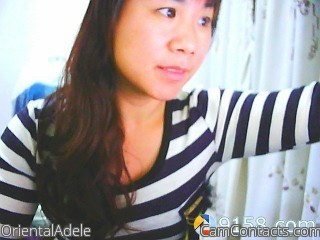 Start VIDEO CHAT with OrientalAdele