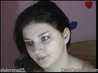 Start VIDEO CHAT with elalorena25