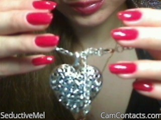 Start VIDEO CHAT with SeductiveMel