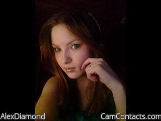Start VIDEO CHAT with AlexDiamond