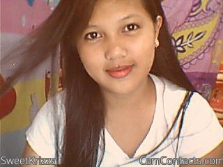 Start VIDEO CHAT with SweetKrizza