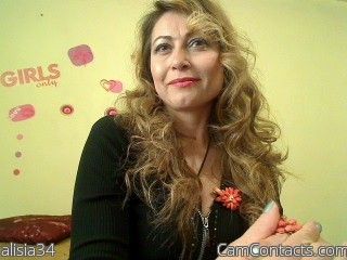 Start VIDEO CHAT with alisia34
