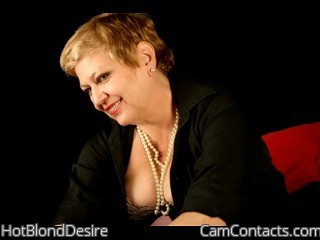 Start VIDEO CHAT with HotBlondDesire