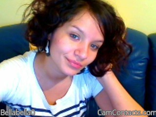 Start VIDEO CHAT with Bellabella0