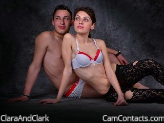 Start VIDEO CHAT with ClaraAndClark