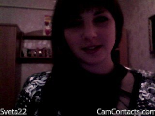 Start VIDEO CHAT with Sveta22