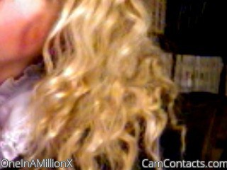 Start VIDEO CHAT with OneInAMillionX