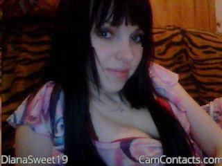 Start VIDEO CHAT with DianaSweet19