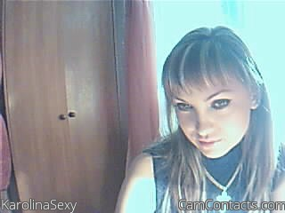 Start VIDEO CHAT with KarolinaSexy