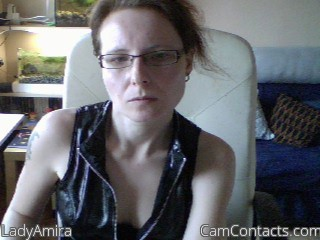 Start VIDEO CHAT with LadyAmira