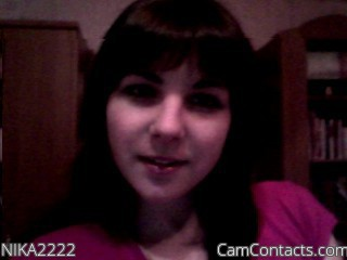 Start VIDEO CHAT with NIKA2222