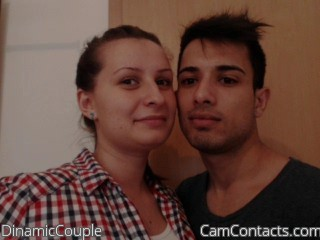 Start VIDEO CHAT with DinamicCouple