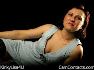 Start VIDEO CHAT with KinkyLisa4U