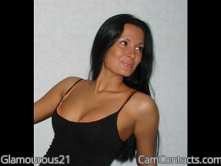 Start VIDEO CHAT with Glamourous21