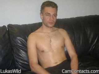 Start VIDEO CHAT with LukasWild