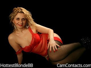 Start VIDEO CHAT with HottestBlondeBB