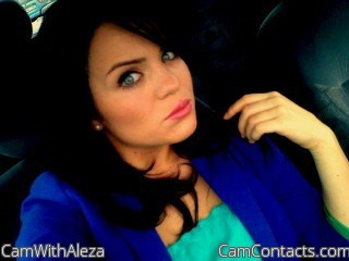 Start VIDEO CHAT with CamWithAleza