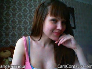 Start VIDEO CHAT with angelaamour