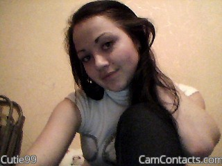 Start VIDEO CHAT with Cutie99
