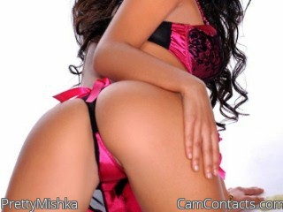 Start VIDEO CHAT with PrettyMishka