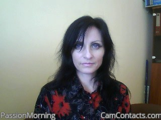 Start VIDEO CHAT with PassionMorning