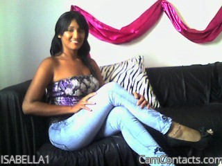Start VIDEO CHAT with ISABELLA1