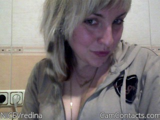 Start VIDEO CHAT with NICEVredina