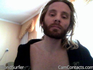 Start VIDEO CHAT with BlondSurfer