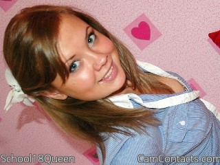 Start VIDEO CHAT with School18Queen