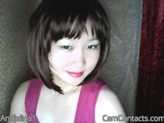 Start VIDEO CHAT with Andjelina1