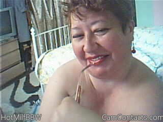 Start VIDEO CHAT with HotMilfBBW