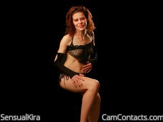 Start VIDEO CHAT with SensualKira