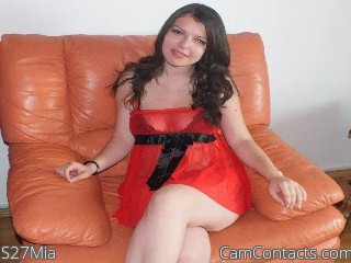 Start VIDEO CHAT with S27Mia