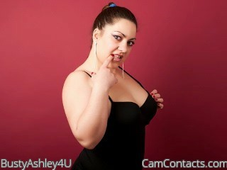Start VIDEO CHAT with BustyAshley4U