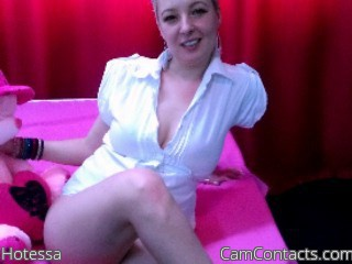 Start VIDEO CHAT with Hotessa