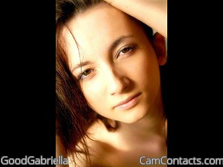 Start VIDEO CHAT with GoodGabriella