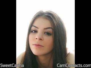 Start VIDEO CHAT with SweetCarina