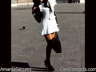Start VIDEO CHAT with AmanteSecreto