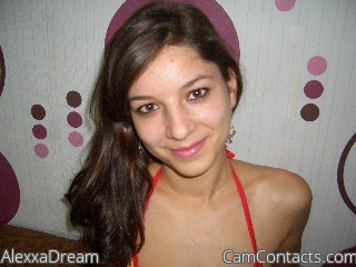 Start VIDEO CHAT with AlexxaDream