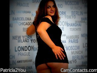 Start VIDEO CHAT with Patricia2You